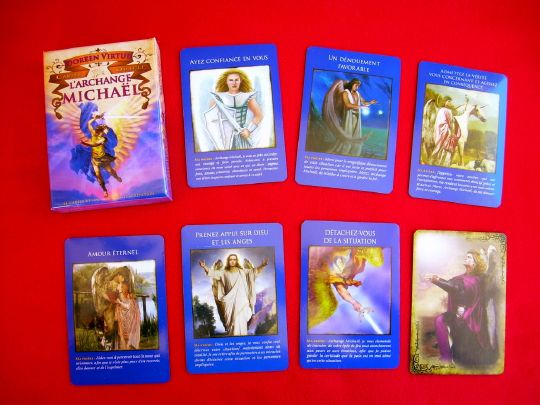 Archangel Michael, the archangels can guide us  through all stages