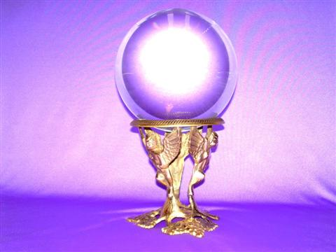 Details of our Crystal balls From our esoteric shop