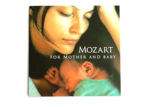 Mozart mother & baby