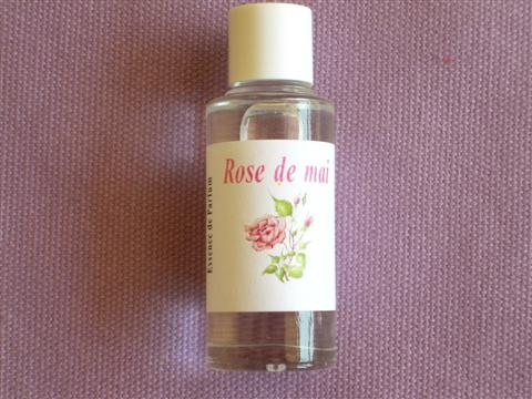 Essence de parfum Rose de Mai