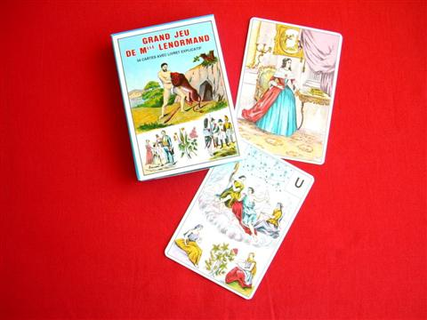 Grand Jeu de Melle  Lenormand