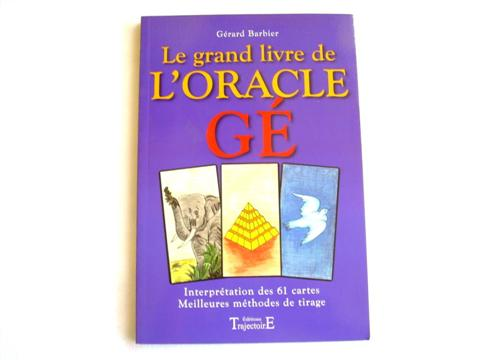 Le grand livre de Oracle Gé