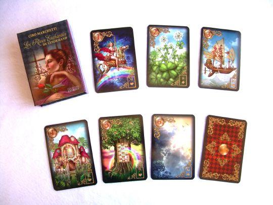 Les rêves enchantés de Lenormand, perpétuent la tradition divinatoire de Mlle Lenormand