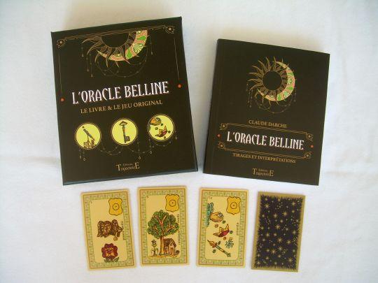 L'Oracle Belline,  permettent de dévoiler l'avenir de la plus belle des manières