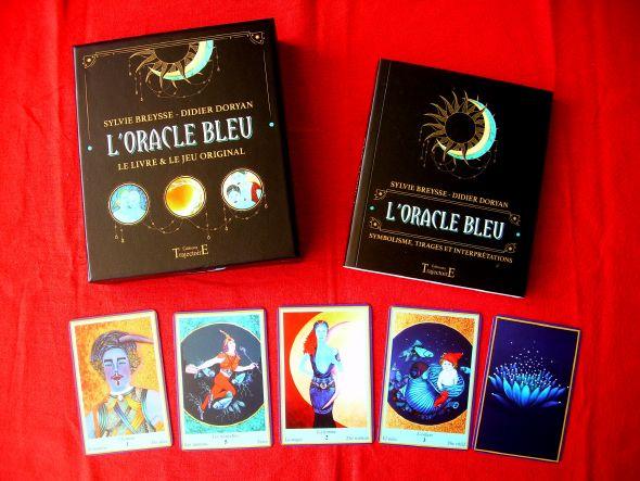 L'Oracle Bleu, vous serez emerveillés par les révélations qu'elles vous apporteront