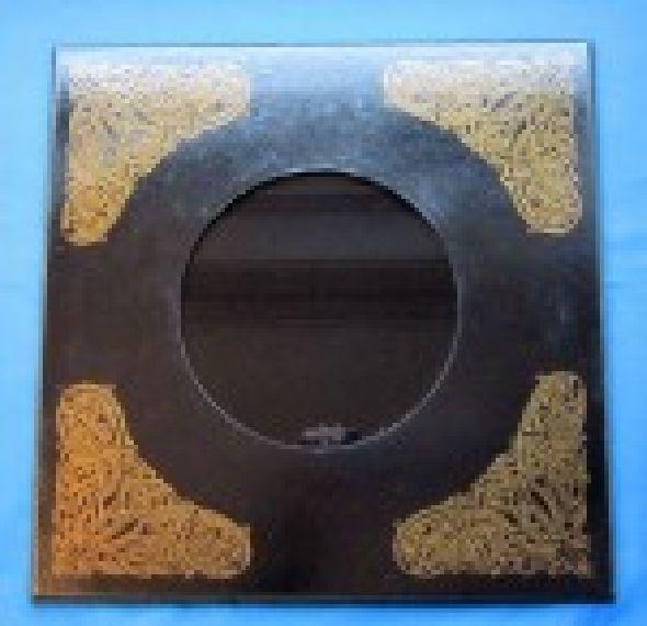 D tail de nos miroirs magique de notre boutique sot rique for Miroir magique obsidienne noire