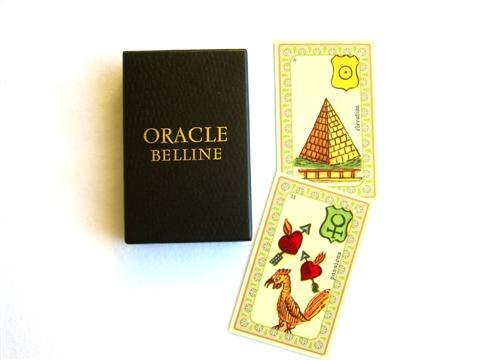 l'Oracle Belline a été conçu et dessiné par le devin Edmond vers 1845 , sauvé des flammes , ce jeu fait partie de la collection du voyant Belline , ce jeu vous donnera la connaissance , la confiance en vous , jeu de magie voyance pour les médiums