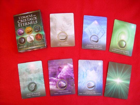 Guérisseurs et gardiens secrets de la  sagesse terrestre, les cristaux détiennent de  nombreux messages et des énergies  curatives particulières. Ils n'attendent qu'une  chose : se connecter à votre énergie