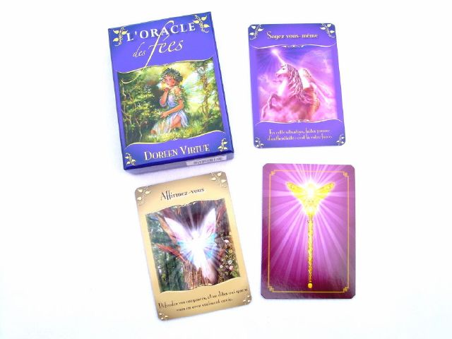The Oracle of the Fairies, the fairies are part of  the imagination and the common wonder