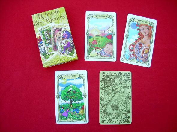 The Oracle of Mirrors is very rich 
