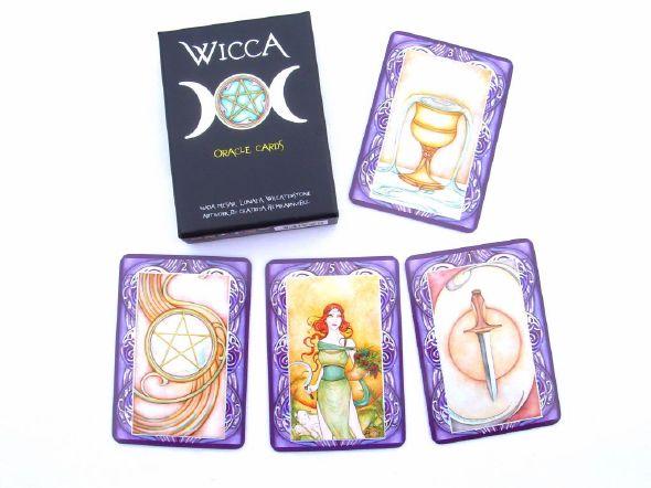 Oracle Wicca,  ses rituels et ses pratiques, s'inspirent d'une tradition magique
