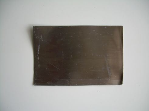 Lead plate, lead disenchantment consists of  disenchanting a person through a ritual