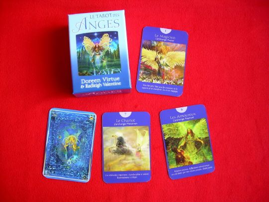 The Tarot of the Angels, due to its ability to  provide detailed and accurate predictions