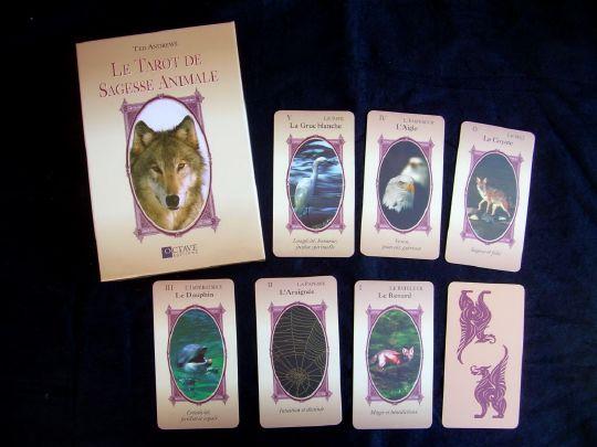 Le Tarot de Sagesse Animale, toutes les traditions ont enseigné l'importance de la nature